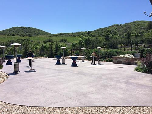 Blue Sky Ranch Patio