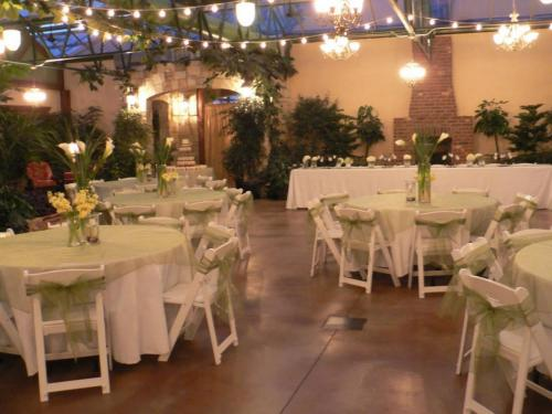 Highland Gardens reception